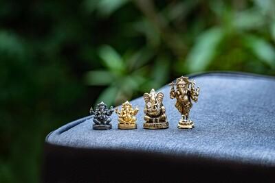 Lord Ganesha - mini murti