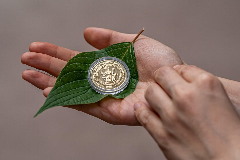 Maha-Lakshmi Coin