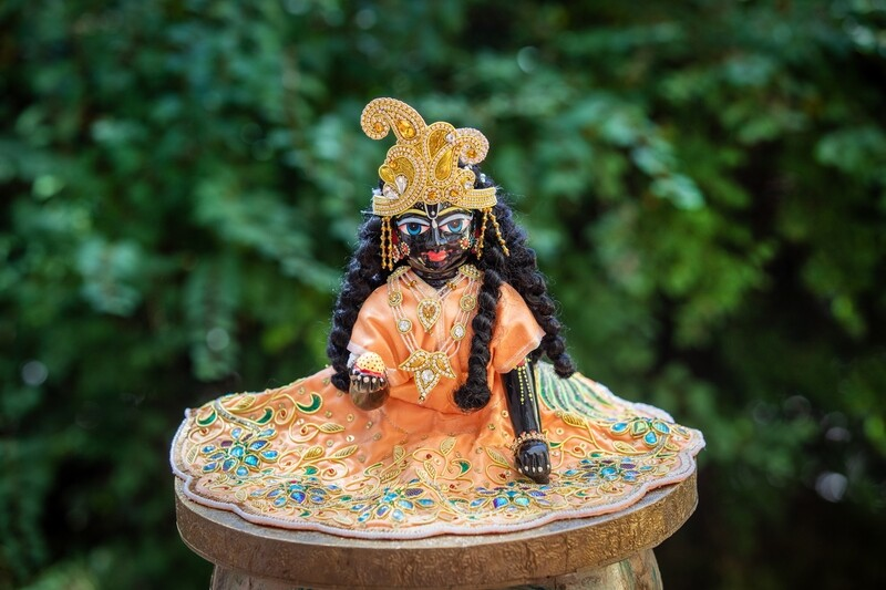 Laddu Gopal murti - large