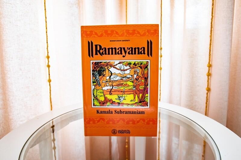 Ramayana. Kamala Subramaniam