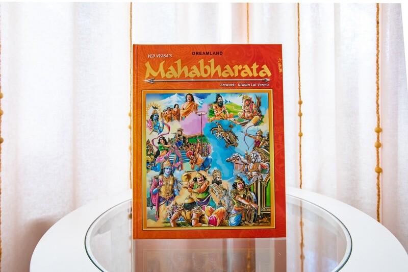 Ved Vyasa's Mahabharata