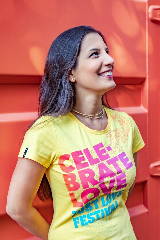 T-shirt 'Celebrate Love JLF'
