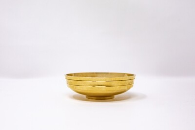 Brass Puja Bowl- Small.2