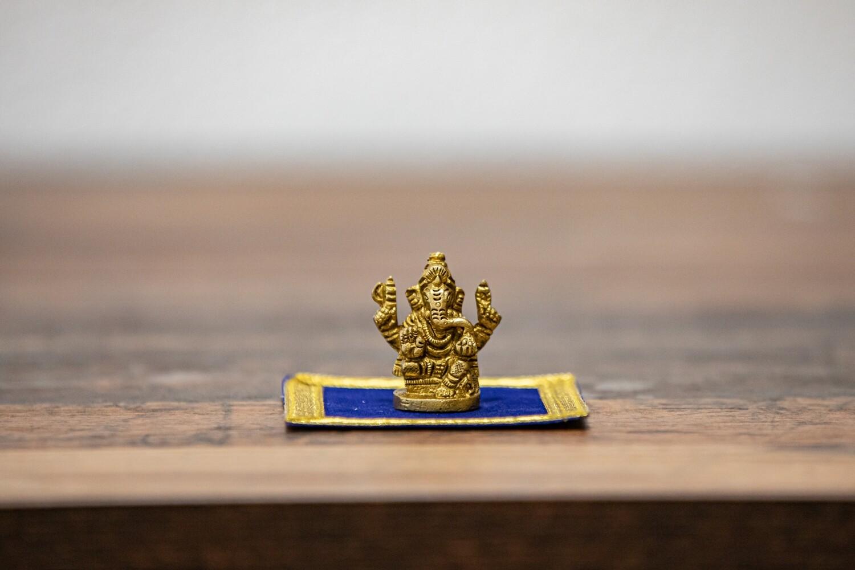 Lord Ganesha  - mini murti.2