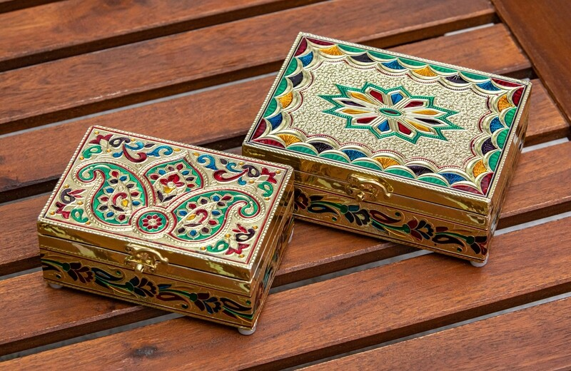 Bajot Jewellery Box