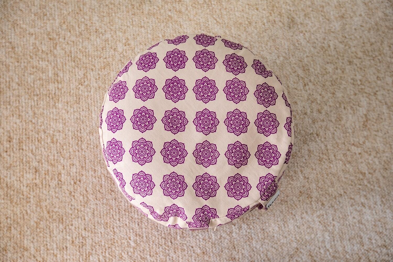 Meditation Cushion, Full-round