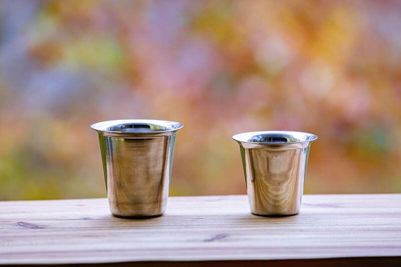 Stainless Steel Puja Cup