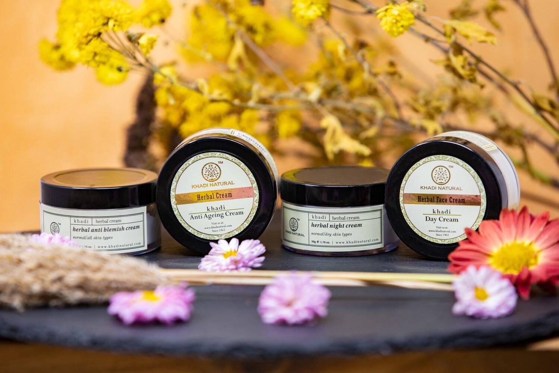 Khadi Herbal Face Cream, 50g