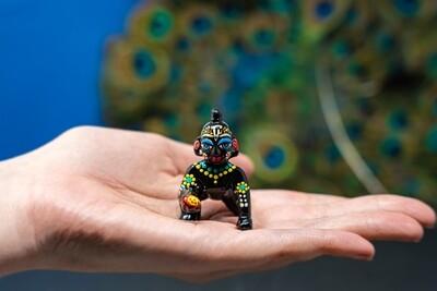 Laddu Gopal Murti - Miniature