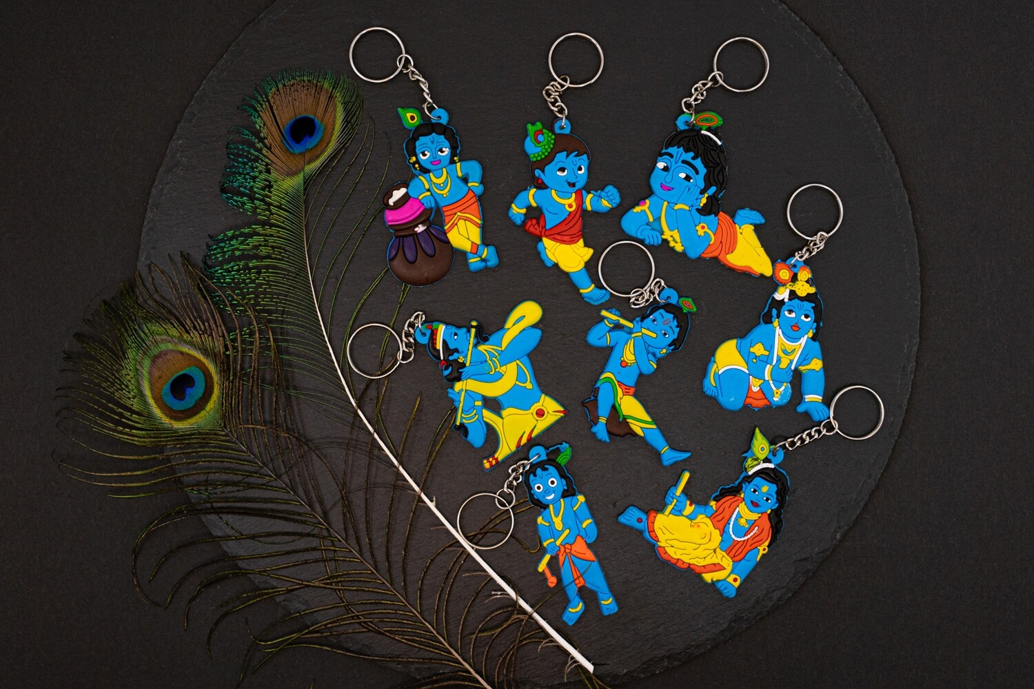 Krishna Key Chain