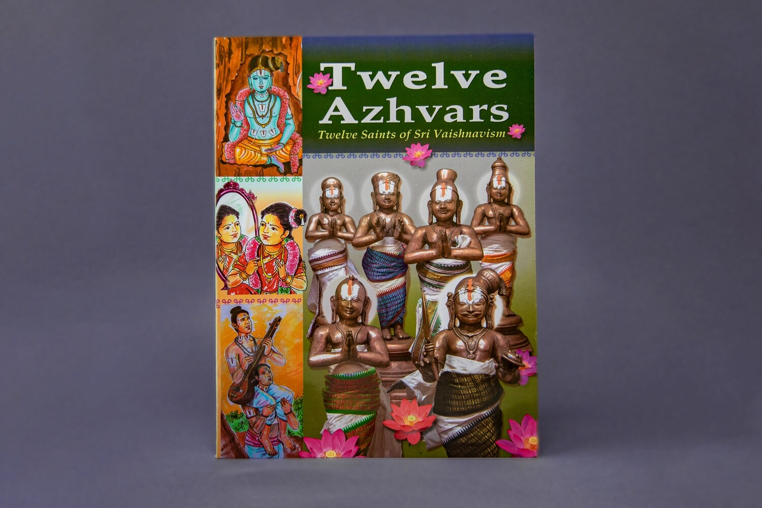 Twelve Azhvars. Twelve Saints of Sri Vaishnavism