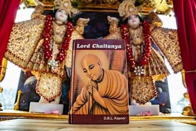 Lord Chaitanya. O.B.L.Kapoor.
