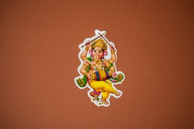 Vinyl God /Goddess Stickers - Medium
