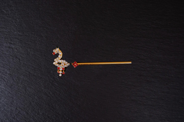 Krishna's Flute 8-9 cm