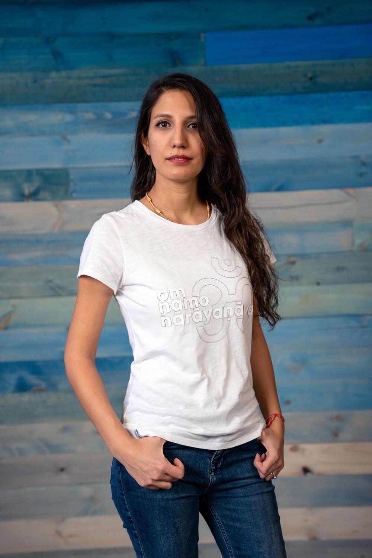 T-shirt - 3D 'Om Namo Narayanaya'