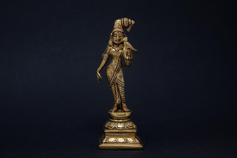 Sri Andal murti