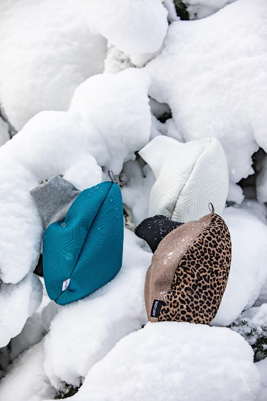 Mala Bag - Winter Warmth with Cuff