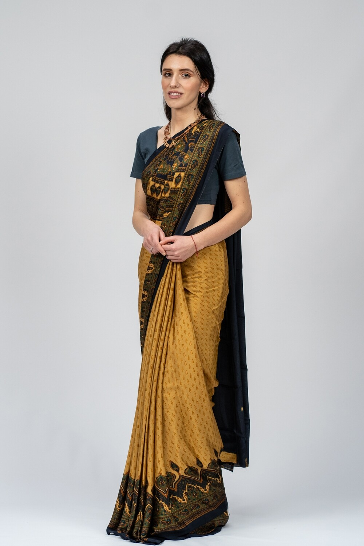 Saree - Elegant Prints