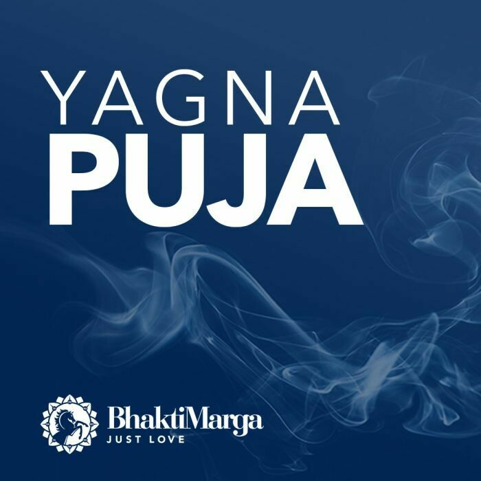 Personal Puja - YAGNA