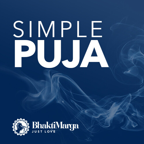 Personal Puja - SIMPLE PUJA