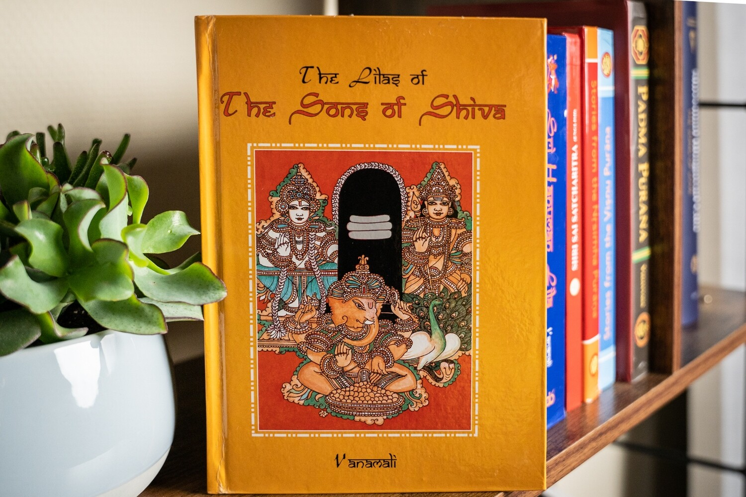 The Lilas of The Sons of Shiva. Vanamali