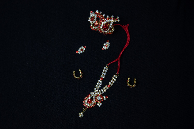 Deity Jewellery Set