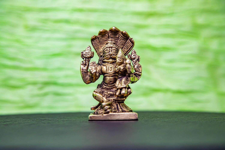 Lakshmi-Narasimha - small