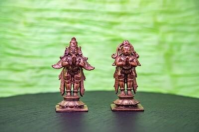 Garuda & Hanuman, set
