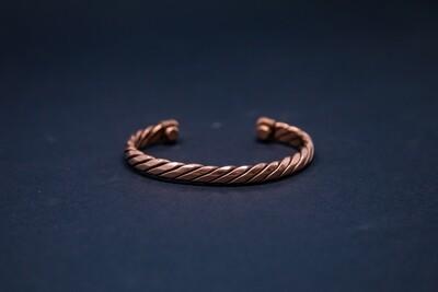 Simple Copper Bracelet