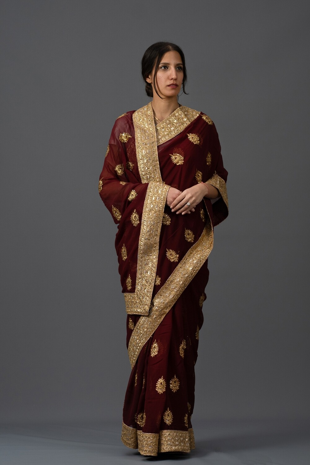 Traditional Elegance Saree