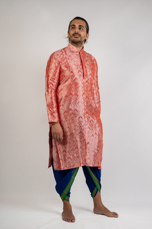 Sleek & Polished Kurta, size 'M'