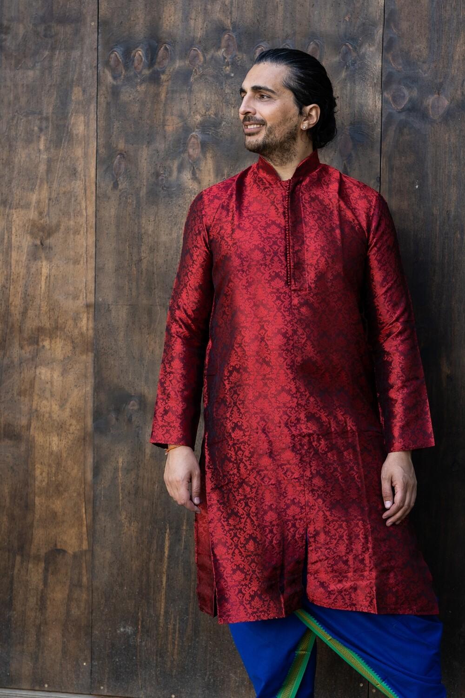 Sleek & Polished Kurta, size 'XL'