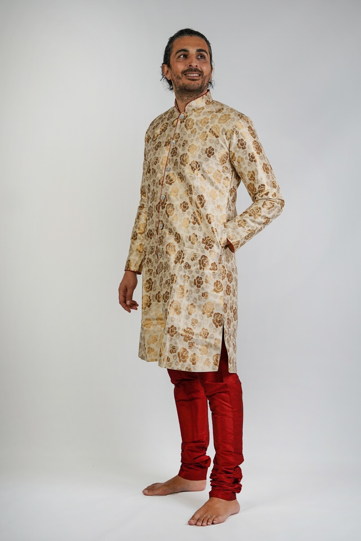 Traditional Design Kurta Set, size 'L'