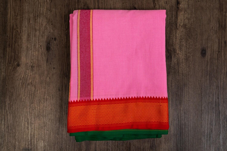 Bold Multicolour Dhoti - 2 metres
