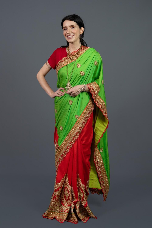 Lakshmi Saree