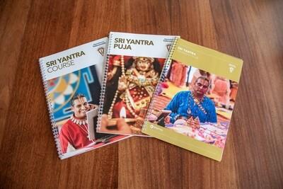 Sri Yantra Manual Set