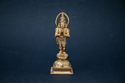 Lord Hanuman - panchaloha