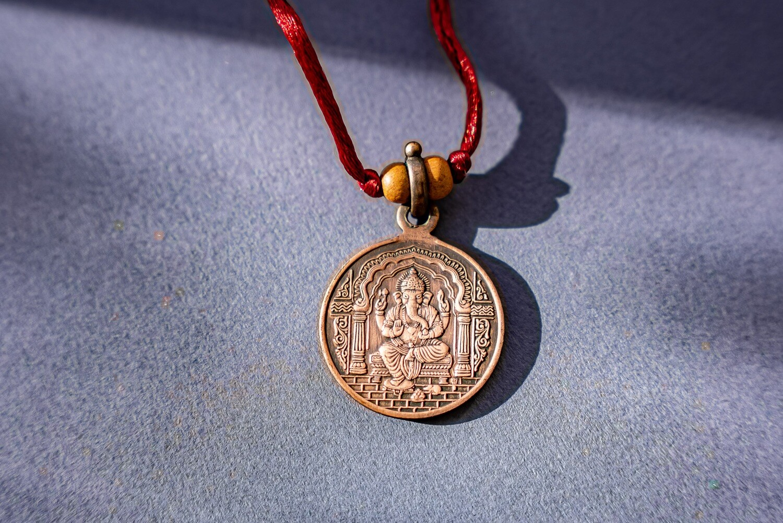 Ganesh Yantra Pendant