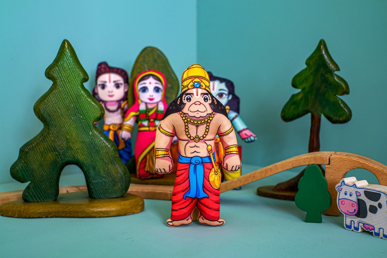 Hanuman - Children's Stuffed Toys