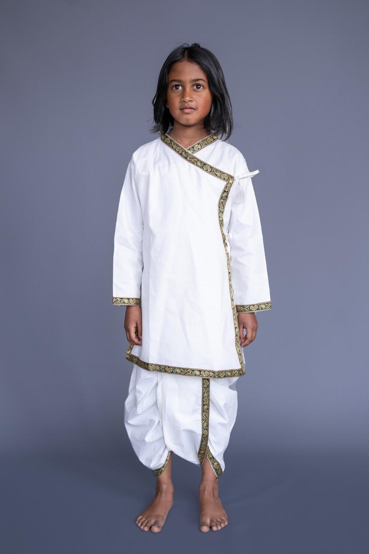 Dhoti Bagal Bandi, 6-8 years