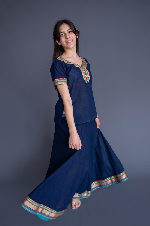 Girl's Gopi Dress Set, 13-14 years