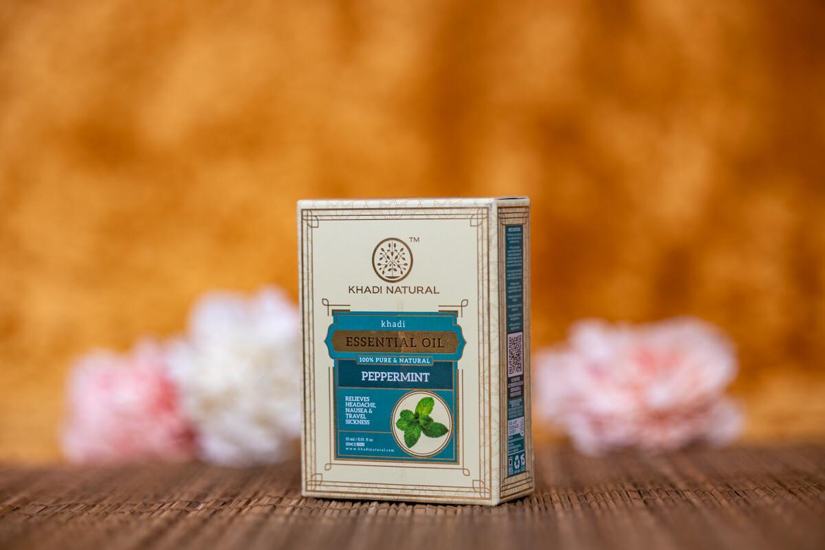 Khadi Herbal Pure Essential Oil 'Peppermint'