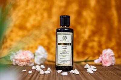 Khadi Herbal Hair Oil 'Pure Amla'