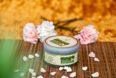 Khadi Face Massage Gel: Aloe Vera w/Licorice & Cucumber Extracts