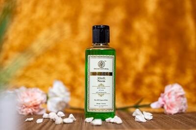 Khadi Herbal Face Wash 'Neem'