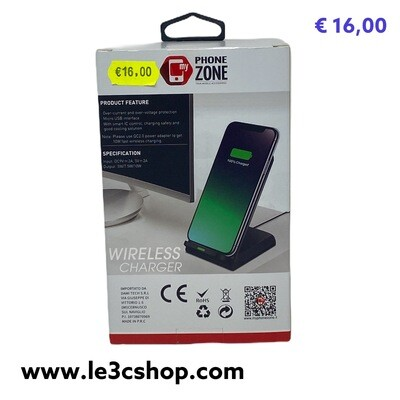 Supporto Ricarica Wireless Smartphone