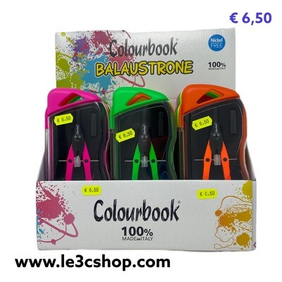 Balastrone Colourbook