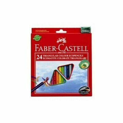 Faber-castell Confezione 24 Matite colorate