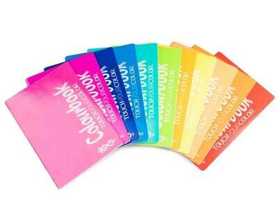 Colourbook Maxi Touch 100gr. 10mm