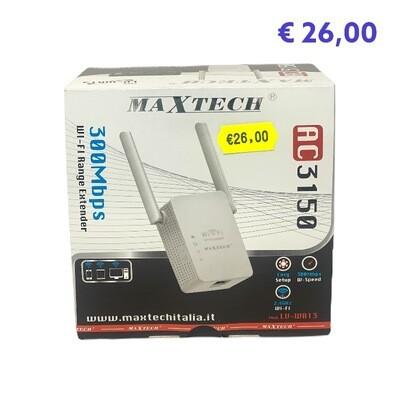 Repeter Wifi Extender Maxtech